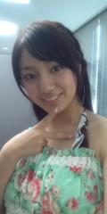 浅居円 公式ブログ/4部はあつい! 画像2