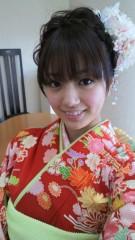 浅居円 公式ブログ/成人式行ってまいりました。 画像1