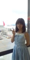 浅居円 公式ブログ/飛行機 画像1