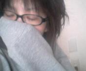 稲富菜穂 公式ブログ/髪ぼさぼさですが(笑) 画像1