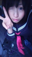 稲富菜穂 公式ブログ/いつかのセーラー服 画像1