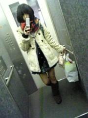 稲富菜穂 公式ブログ/うぅ。 画像1