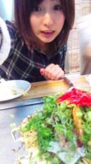 稲富菜穂 公式ブログ/広島焼き! 画像1