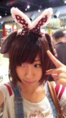 稲富菜穂 公式ブログ/昨日ね、 画像1