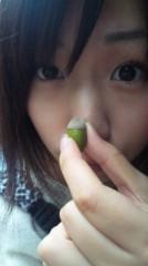 稲富菜穂 公式ブログ/って(笑) 画像1