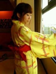川上裕希 公式ブログ/浴衣。 画像2