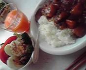 川上裕希 公式ブログ/今日のご飯。 画像1