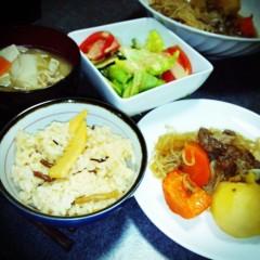 川上裕希 公式ブログ/島根御飯。 画像3