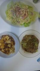 江川武蔵 公式ブログ/ちょっと遅めの夕食 画像1