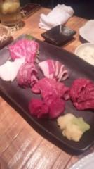 江川武蔵 公式ブログ/観劇・馬からの美味 画像1