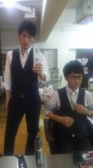 江川武蔵 公式ブログ/美容室からの〜 画像1