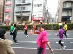 川島智太郎 公式ブログ/東京マラソン 画像1