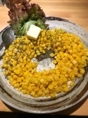 森田和幸 公式ブログ/りすの道コーンバター 画像1
