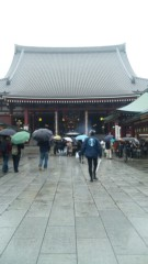 M.Rosemary 公式ブログ/浅草寺のおみくじ 画像1