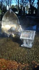 M.Rosemary 公式ブログ/ 凍ってるw(゜o゜)w 画像1