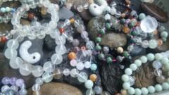 M.Rosemary 公式ブログ/雪の日の石浄化 画像1