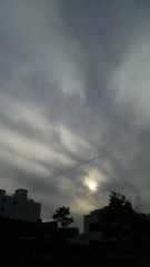 M.Rosemary 公式ブログ/雲が 画像1