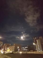 M.Rosemary 公式ブログ/きのうの満月 画像1