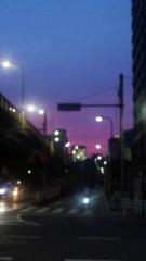 M.Rosemary 公式ブログ/ローズ色の夕焼け 画像1