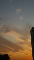 M.Rosemary 公式ブログ/今日の雲 画像1