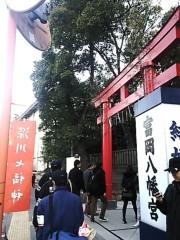 M.Rosemary 公式ブログ/富岡八幡宮は戦いの神様 画像1