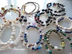 M.Rosemary 公式ブログ/満月の日に、久々にブレス等11本作りました。 画像1