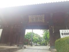 M.Rosemary 公式ブログ/#護国寺の富士塚 画像1