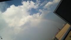 M.Rosemary 公式ブログ/大きな虹が 画像1