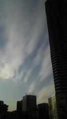 M.Rosemary 公式ブログ/地震雲 画像1