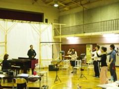 鬼塚忠 公式ブログ/ミュージカル「カルテット」の練習風景。 画像1