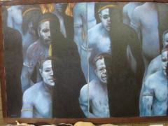 鬼塚忠 公式ブログ/イリアンジャヤの食人族の絵 画像1
