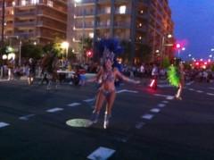 鬼塚忠 公式ブログ/サンバの踊りが始まった 画像2