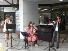 鬼塚忠 公式ブログ/「カルテット!」音楽劇コンサート youtubeで練習披露。 画像1