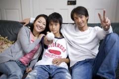 鬼塚忠 公式ブログ/羽田美智子さんがお母さん。 画像1