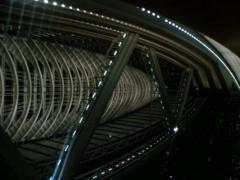 鬼塚忠 公式ブログ/宇宙船の中を歩いています? 画像1