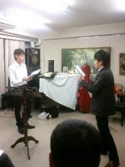 鬼塚忠 公式ブログ/ついに明日本番コンサートです。 画像1