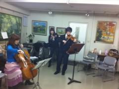 鬼塚忠 公式ブログ/今日も音楽劇「カルテット!」2月公演の練習。 画像1