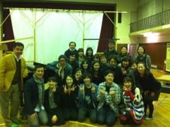 鬼塚忠 公式ブログ/ミュージカルの練習、終了。 画像1