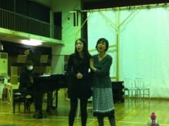 鬼塚忠 公式ブログ/週末はふたたびミュージカル「カルテット!」の練習を観にいく。 画像1
