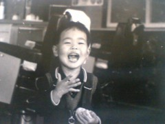 鬼塚忠 公式ブログ/子供のころおにぎり食べたときのこと。 画像1