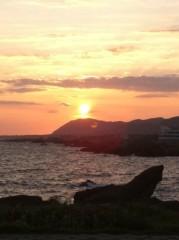 鬼塚忠 公式ブログ/夕陽を観に房総半島最南端まで行ってきました。 画像1