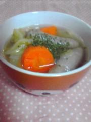 新生かな子 公式ブログ/朝昼兼用食 画像1
