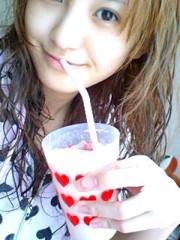新生かな子 公式ブログ/お風呂上がりに 画像1