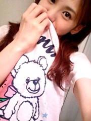 新生かな子 公式ブログ/今日はくまさんTシャツ 画像1