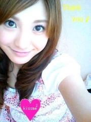 新生かな子 公式ブログ/感謝です☆+゜ 画像1