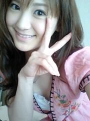 新生かな子 公式ブログ/おはよう(´▽`) 画像1