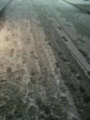 新生かな子 公式ブログ/雪景色 画像1