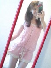 新生かな子 公式ブログ/ピンク♪ 画像1