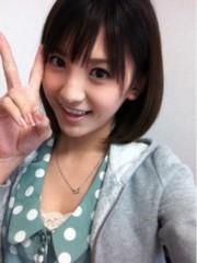 新生かな子 公式ブログ/受付終了なう! 画像2