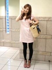 新生かな子 公式ブログ/今日のファッション♪ 画像2
